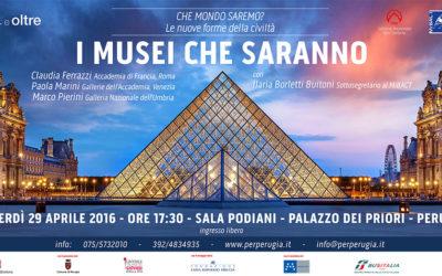 I musei che saranno 2016