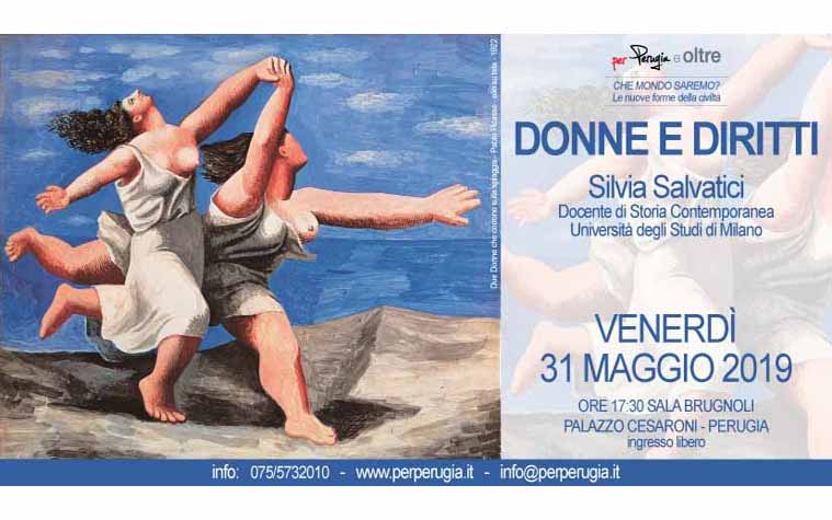 Silvia Salvatici sarà la relatrice del prossimo incontro